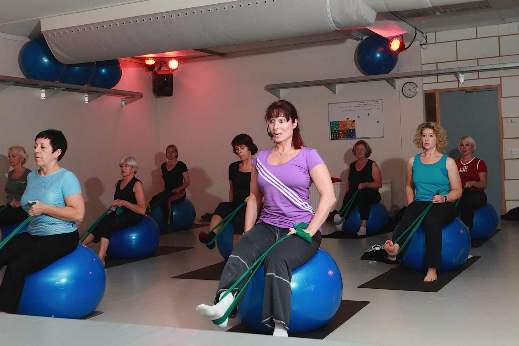 Powerfit bij Derkssport in Wijchen